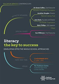 Literacy – The Key to Success