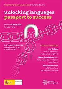 Unlocking Languages: Passport to Success – Modern Foreign Languages Conference