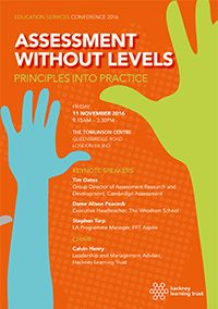 Assessment Without Levels: Principles into Practice
